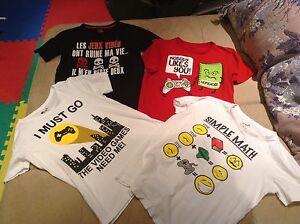 T-shirt amusant 14-16 ans