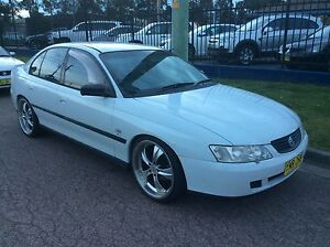 2003 Holden Commodore VY automatic  Sedan Sandgate Newcastle Area Preview