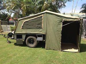 Camper Trailer Kawungan Fraser Coast Preview