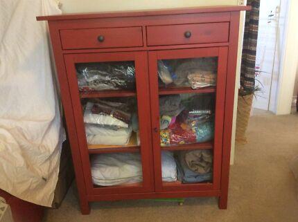 IKEA   HEMNES, Linen Cabinet, , Made Of Solid Wood