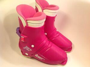 Bottes ski fille enfant Nordica 280mm grandeur 3-4 fille