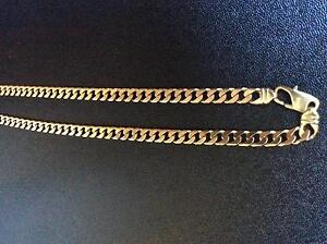 9CT solid gold chain Gawler Gawler Area Preview