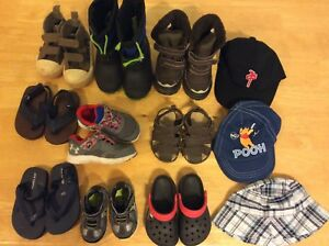 Toddler Shoes & Hats