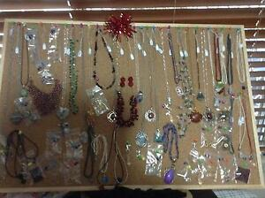 Big mix of hand made jewellery (gem stones) Grafton Clarence Valley Preview