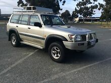2000 Nissan Patrol 3.0 Litre Turbo Diesel 7 Seater  Wagon Wangara Wanneroo Area Preview