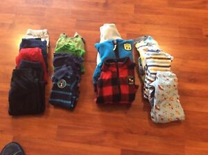 6 mnth fall/ winter boys lot for sale