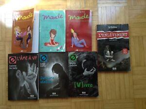 7 excellents livres de différentes séries