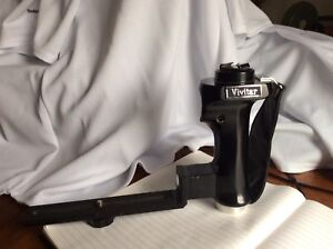Vintage Hand Grip Handle - Flash Shoe Mount