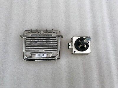 OEM 13-16 GMC Acadia Xenon Ballast & HID D3S Light Bulb Kit Control Unit Module
