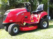 NEW Ride-on Lawn Mower COX STOCKMAN PRO CR21.0-32 Ride on North Ipswich Ipswich City Preview