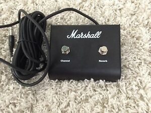 Marshall footswitch new