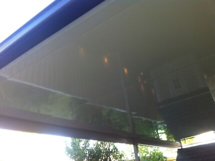 pergola, insulated roof. Greystanes Parramatta Area Preview