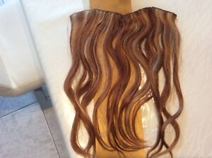 Extension de vrai cheveux