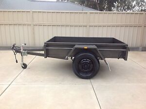 6x4 Trailer new never used, ready to go. Lavington Albury Area Preview