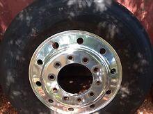 Alcoa 10 stud wheels to suit kenworth.. Mundaring Mundaring Area Preview