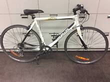 Reid Osprey Flat Bar Road Bike with Tonnes of Accessories Randwick Eastern Suburbs Preview