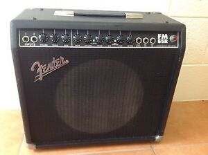 Fender Frontman 65r guitar amp Townsville Townsville City Preview