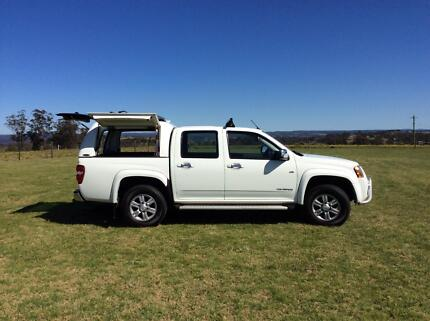 2009 Holden Colorado Ute Razorback Wollondilly Area Preview