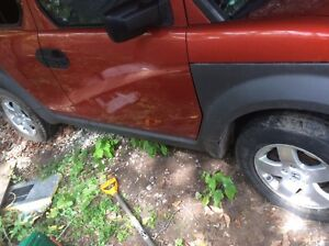 Honda Element for sale as  complete car for parts or repair