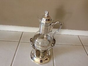 Silver plate coffee pot Epping Ryde Area Preview