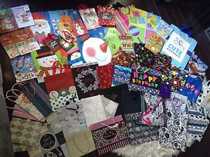 Lot of 57 Gift Bags