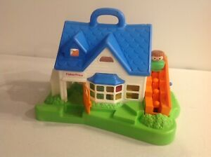 Vintage and Almost Vintage Fisher-Price Toys