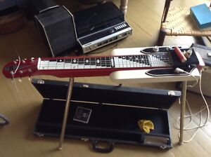1969 National Steel Guitar