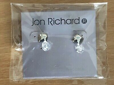 BNWT - Debenhams Jon Richard Stud Earrings RRP £12