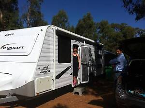 2013 Jayco Starcraft Family Van With 3 Bunks For Sale/Rent Ocean Reef Joondalup Area Preview