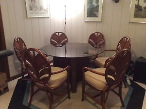 Dining set for 6