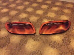 Holden commodore Monaro bonnet scoop inserts, airbrushed Dean Park Blacktown Area Preview