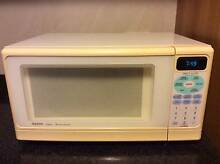 Microwave moving sale. Second hand. CHEAP Strathfield Strathfield Area Preview