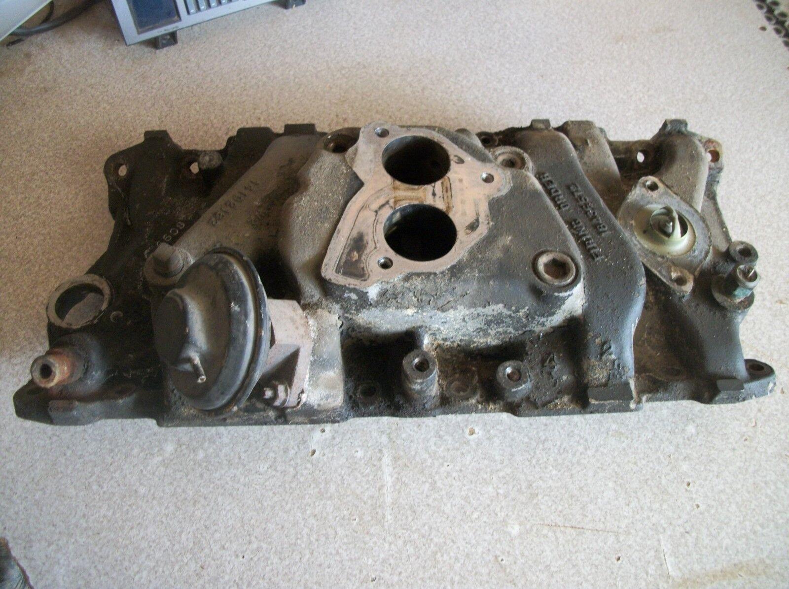 1988-94- 350  Small Block V8 EFI Gas And Air Intake