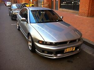 Mitsubishi galant vr4 twin turbo 4wd $4000 Sydney City Inner Sydney Preview