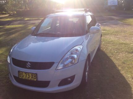 2012 Suzuki Swift Hatchback Nelson Bay Port Stephens Area Preview