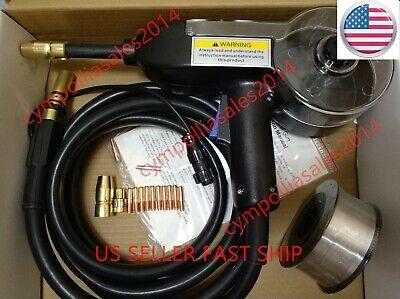 Us Seller 10 Spool Gun Replace Miller Spoolmate 100spoolmate 150 Aluminum Weld