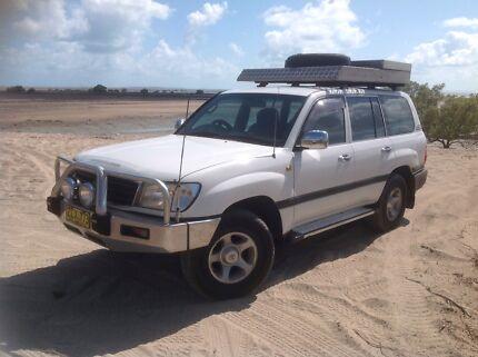 LandCruiser GXL Wagon 100 Ser (105)