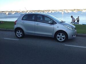 2008 Toyota Yaris Hatchback Claremont Nedlands Area Preview