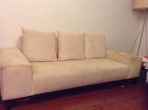 Sofa two and a half seater Beyond Furniture Cammeray North Sydney Area Preview