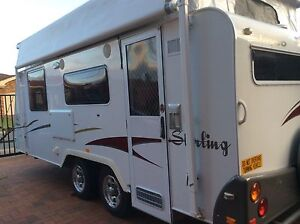2008 Jayco Sterling Pop Top Toilet/Shower Combo Tandem Axle West Lakes Charles Sturt Area Preview