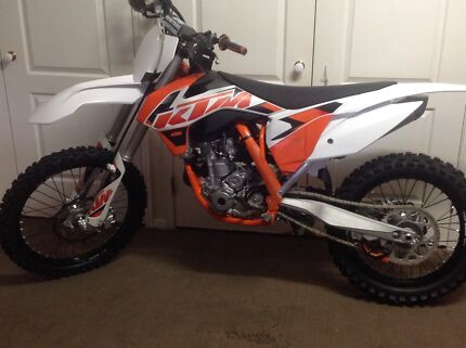 Ktm 350 2015 (low hrs) may swap/ trade .