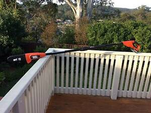 Black & Decker 18V Pole Trimmer - GPC 1820L-XE Lisarow Gosford Area Preview