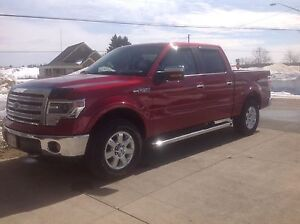 2014 Lariat F 150 ,purchased new Jan 2015