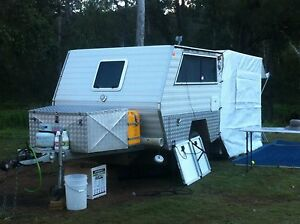 Custom Foldout Camper Trailer Currumbin Waters Gold Coast South Preview
