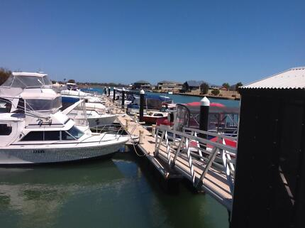 Boat pens moorings available, Mandurah area Dudley Park Mandurah Area Preview
