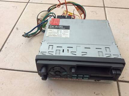 Car Radio Cassette Player Holsworthy Campbelltown Area Preview