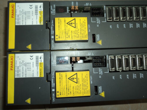 Fanuc Servo Amplifier A06b-6080-h304 A06b6080h304 Free Expedited Shipping Used