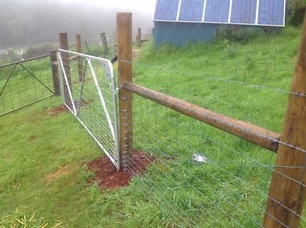 Rural fencing specialist
