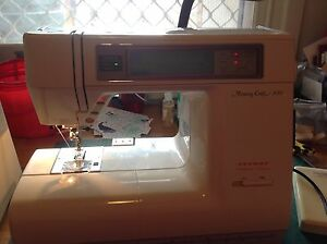 Janome embroidery machine used gumtree australia free for Janome memory craft 350e manual