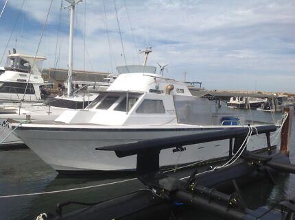 Boat 44foot Randel